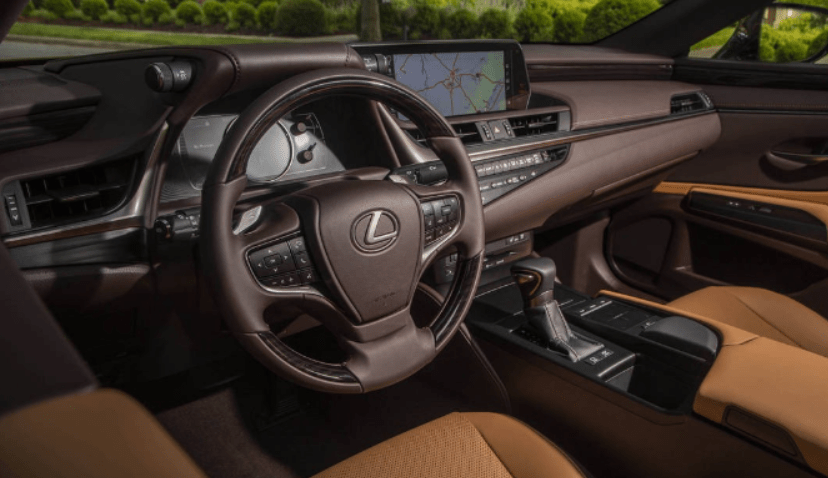 83 All New 2020 Lexus Es 350 Awd Rumors by 2020 Lexus Es 350 Awd