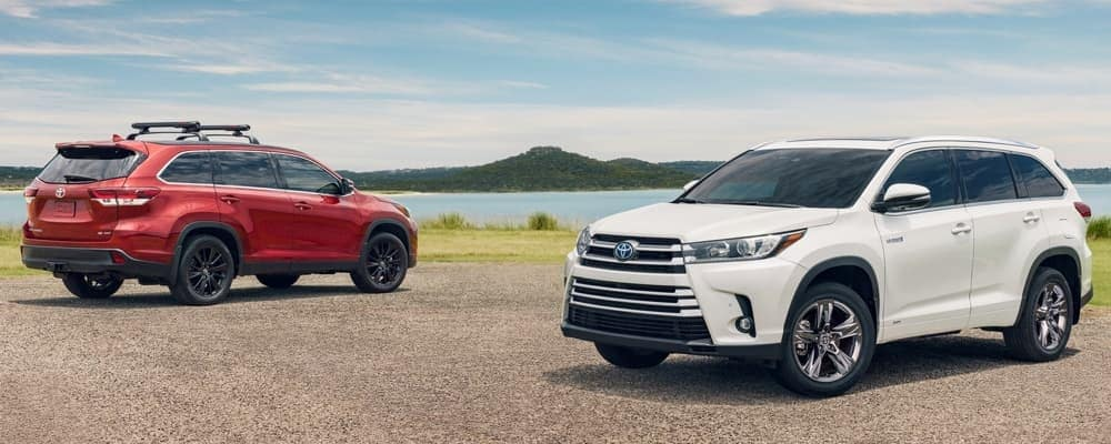 83 Great Pictures Of 2020 Toyota Highlander Redesign by Pictures Of 2020 Toyota Highlander
