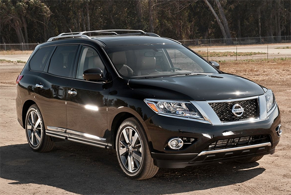 83 New 2019 Nissan Pathfinder Hybrid Spy Shoot for 2019 Nissan Pathfinder Hybrid