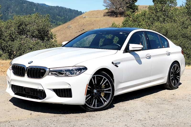 83 The 2019 Bmw M5 Overview for 2019 Bmw M5