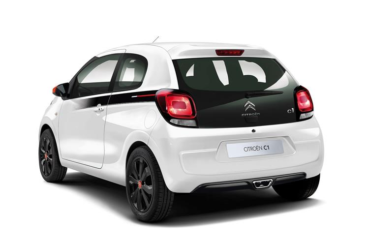 83 The 2019 Citroen C1 Performance by 2019 Citroen C1