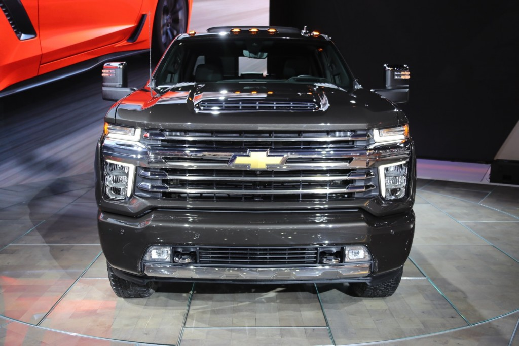 84 All New 2020 Chevrolet Silverado 2500Hd High Country Performance and New Engine with 2020 Chevrolet Silverado 2500Hd High Country