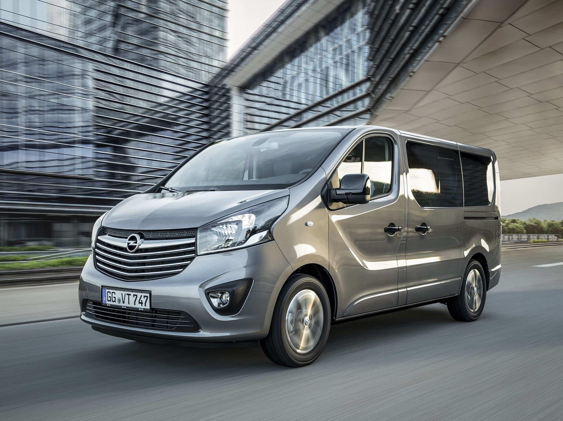 84 All New Opel Vivaro 2020 Pictures for Opel Vivaro 2020