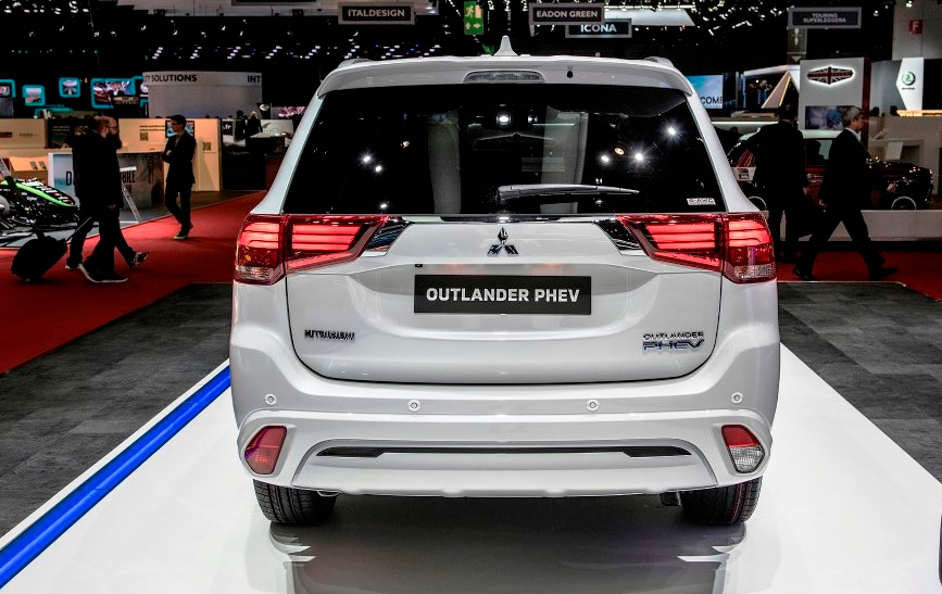 84 Best Review 2020 Mitsubishi Outlander Phev Usa Performance by 2020 Mitsubishi Outlander Phev Usa