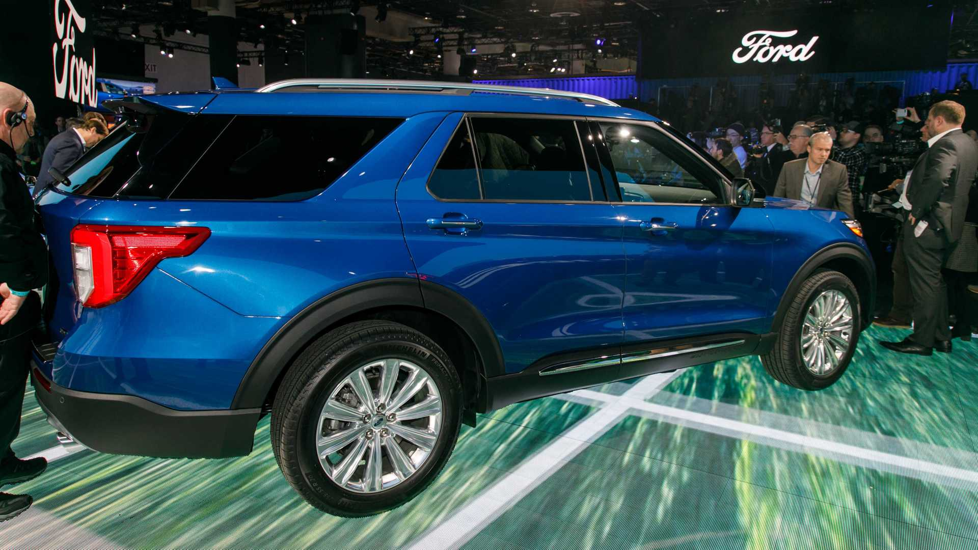 84 Concept of Ford Hybrid Explorer 2020 Pricing for Ford Hybrid Explorer 2020