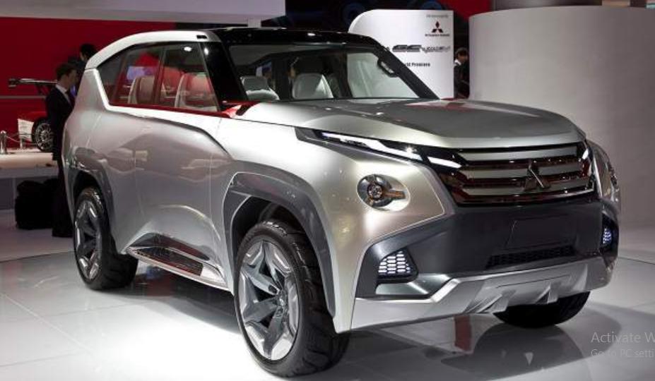 84 Great 2020 All Mitsubishi Pajero Performance and New Engine by 2020 All Mitsubishi Pajero