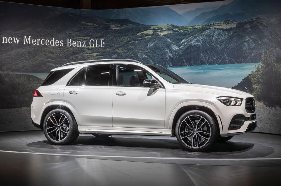 84 New 2019 Mercedes Ml Class Pictures for 2019 Mercedes Ml Class
