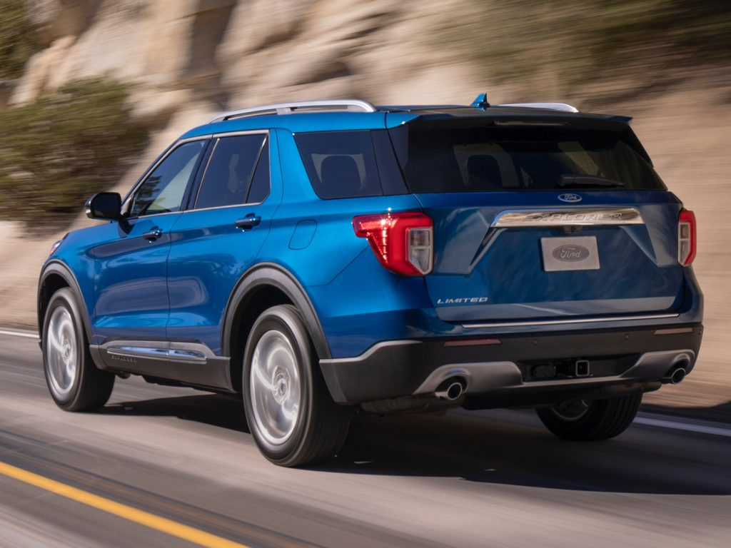 84 New When Will 2020 Ford Explorer Be Available New Concept by When Will 2020 Ford Explorer Be Available
