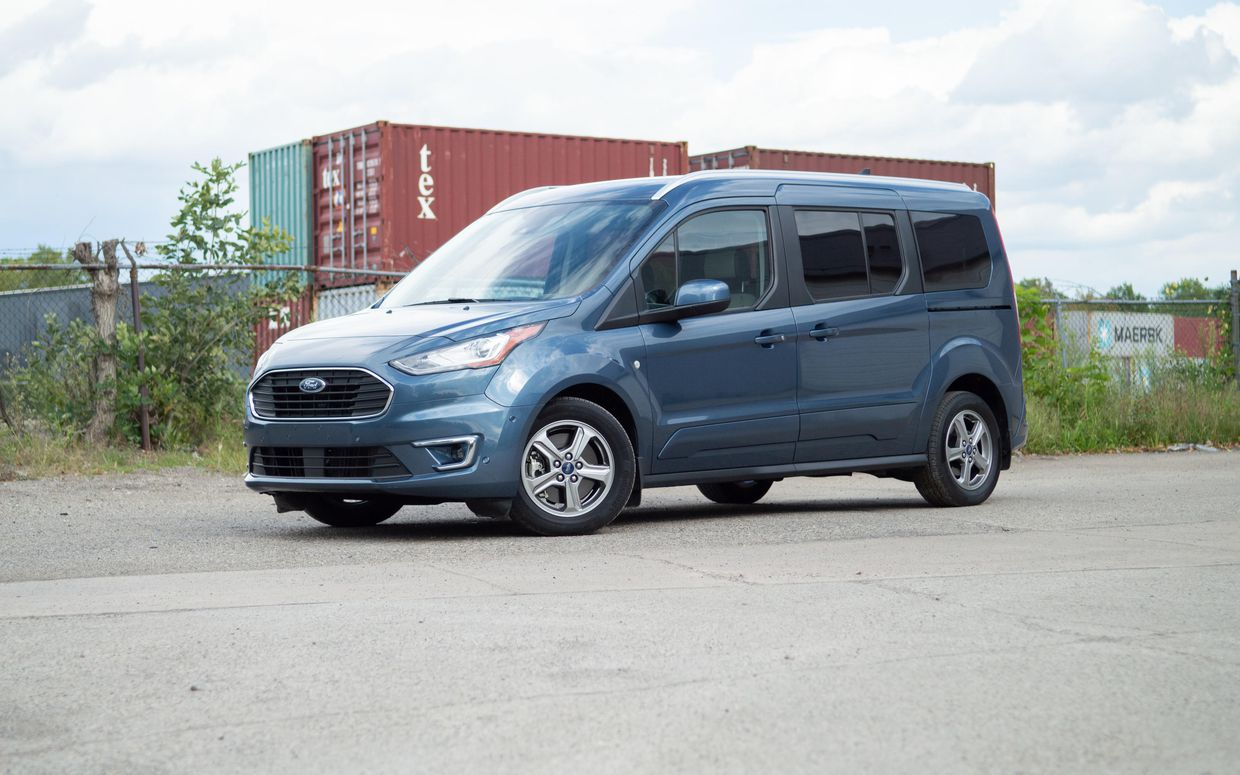 85 Best Review Ford Transit Connect 2020 Release Date with Ford Transit Connect 2020