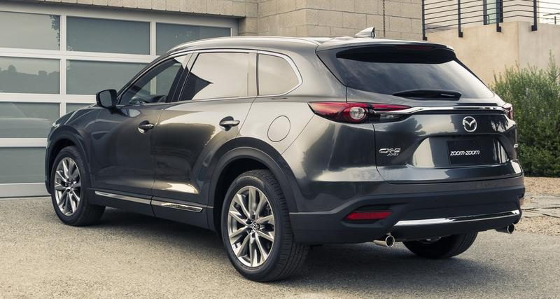 85 The 2020 Mazda Cx 9 Update Price and Review by 2020 Mazda Cx 9 Update