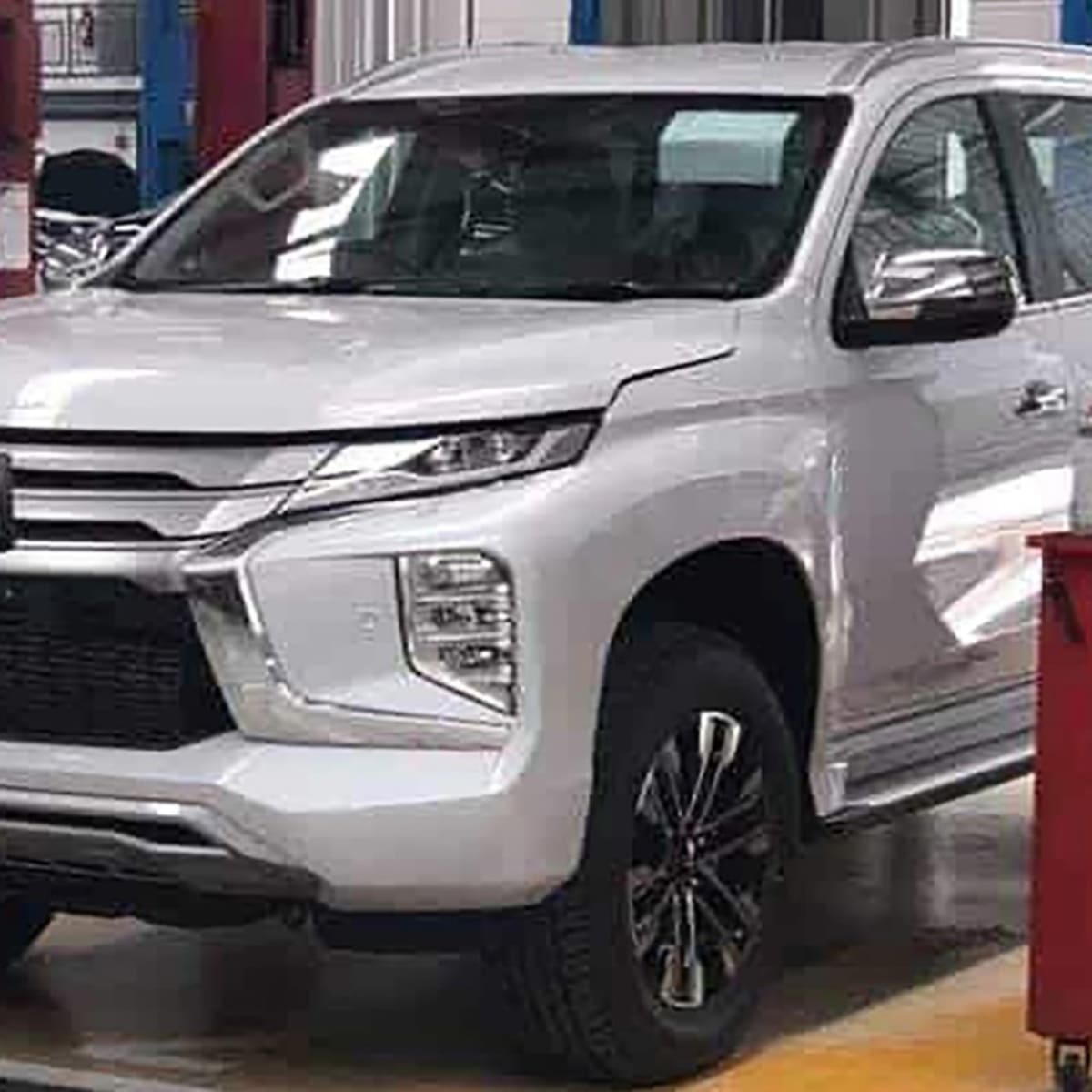 86 All New 2020 All Mitsubishi Pajero New Review with 2020 All Mitsubishi Pajero