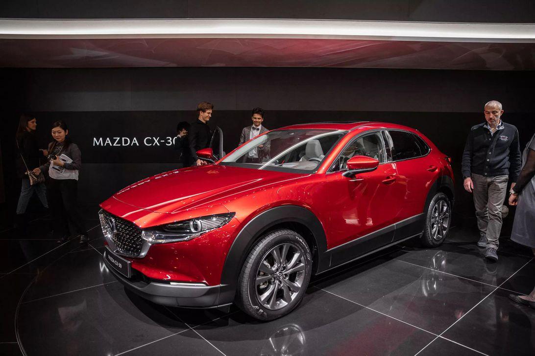 86 All New Xe Mazda Cx5 2020 Concept for Xe Mazda Cx5 2020