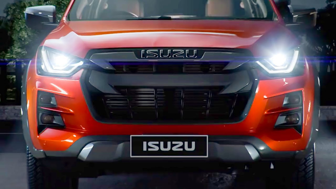 86 Best Review 2020 Isuzu Dmax Overview for 2020 Isuzu Dmax