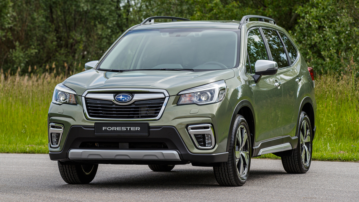 86 Concept of Subaru Forester 2020 Speed Test with Subaru Forester 2020