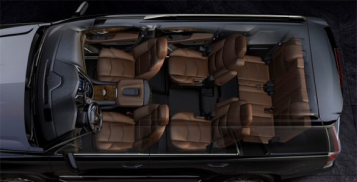 86 Gallery of 2020 Cadillac Xt6 Interior Images by 2020 Cadillac Xt6 Interior