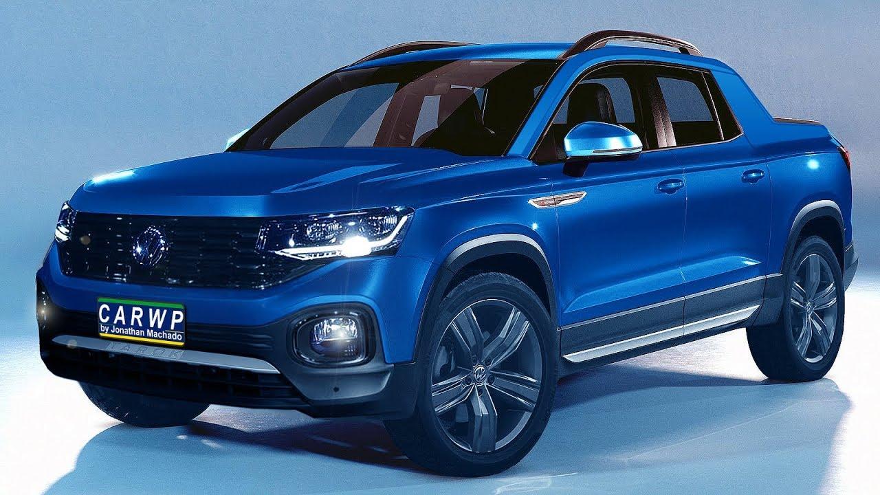 87 All New Volkswagen Saveiro 2020 Performance by Volkswagen Saveiro 2020