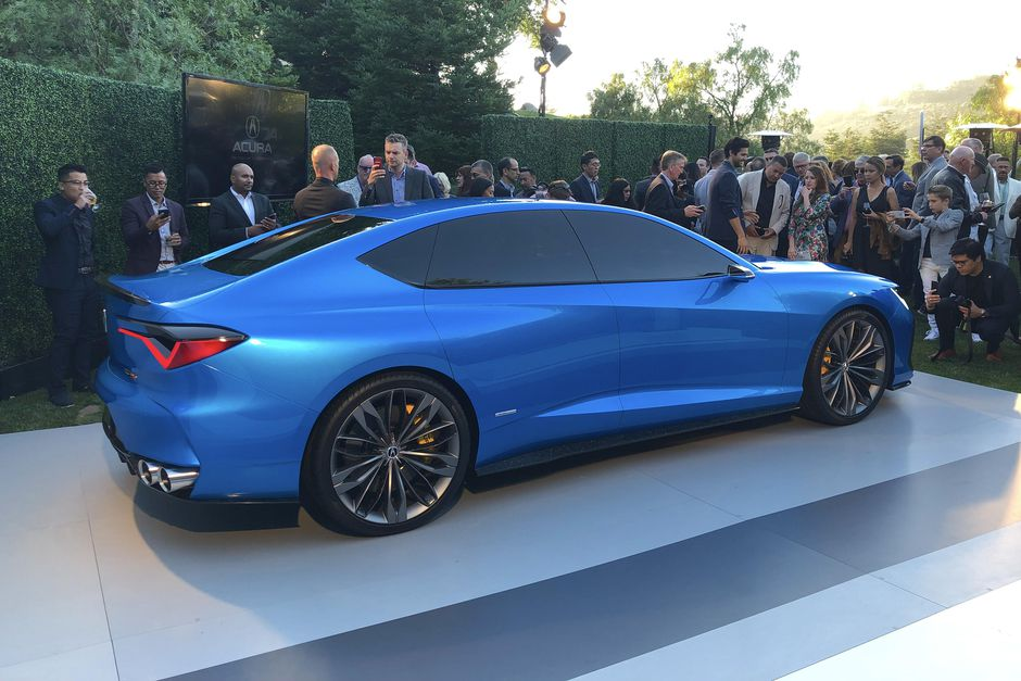87 Gallery of 2020 Acura Tlx Type S Price Reviews with 2020 Acura Tlx Type S Price