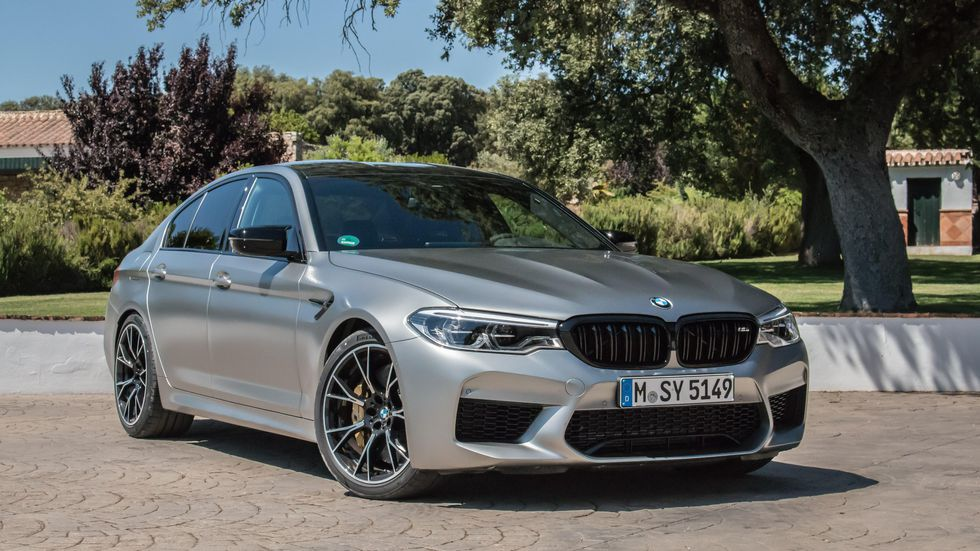 87 New 2019 Bmw M5 Images with 2019 Bmw M5