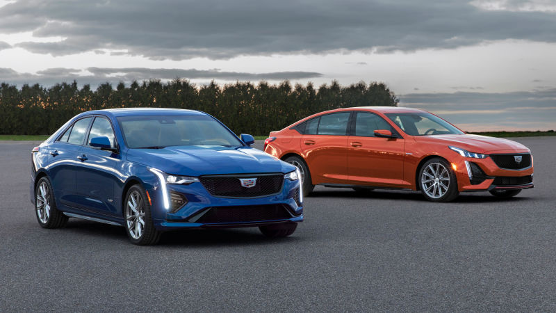 87 The 2020 Cadillac Cts V Horsepower Specs for 2020 Cadillac Cts V Horsepower