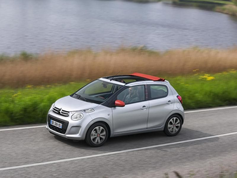 88 All New 2019 Citroen C1 Release Date by 2019 Citroen C1