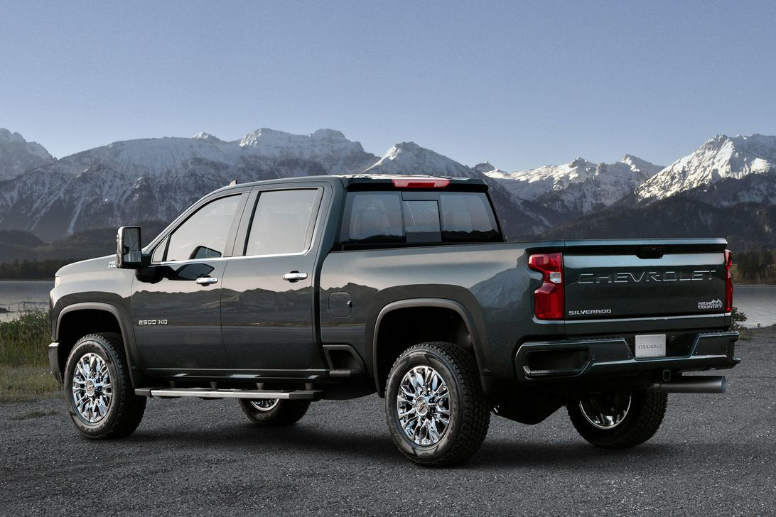 88 Gallery of 2020 Chevrolet Silverado 2500Hd High Country New Concept for 2020 Chevrolet Silverado 2500Hd High Country