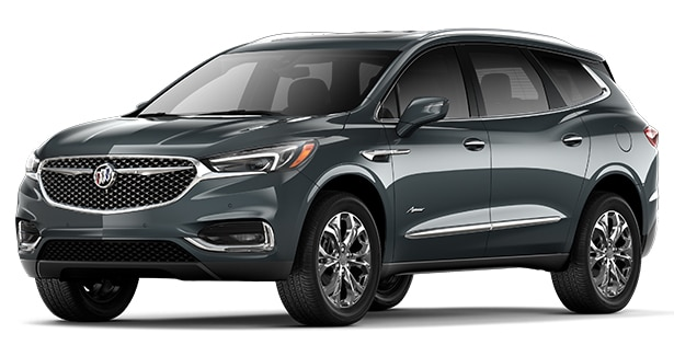 88 Gallery of New Buick Suv For 2020 Research New for New Buick Suv For 2020
