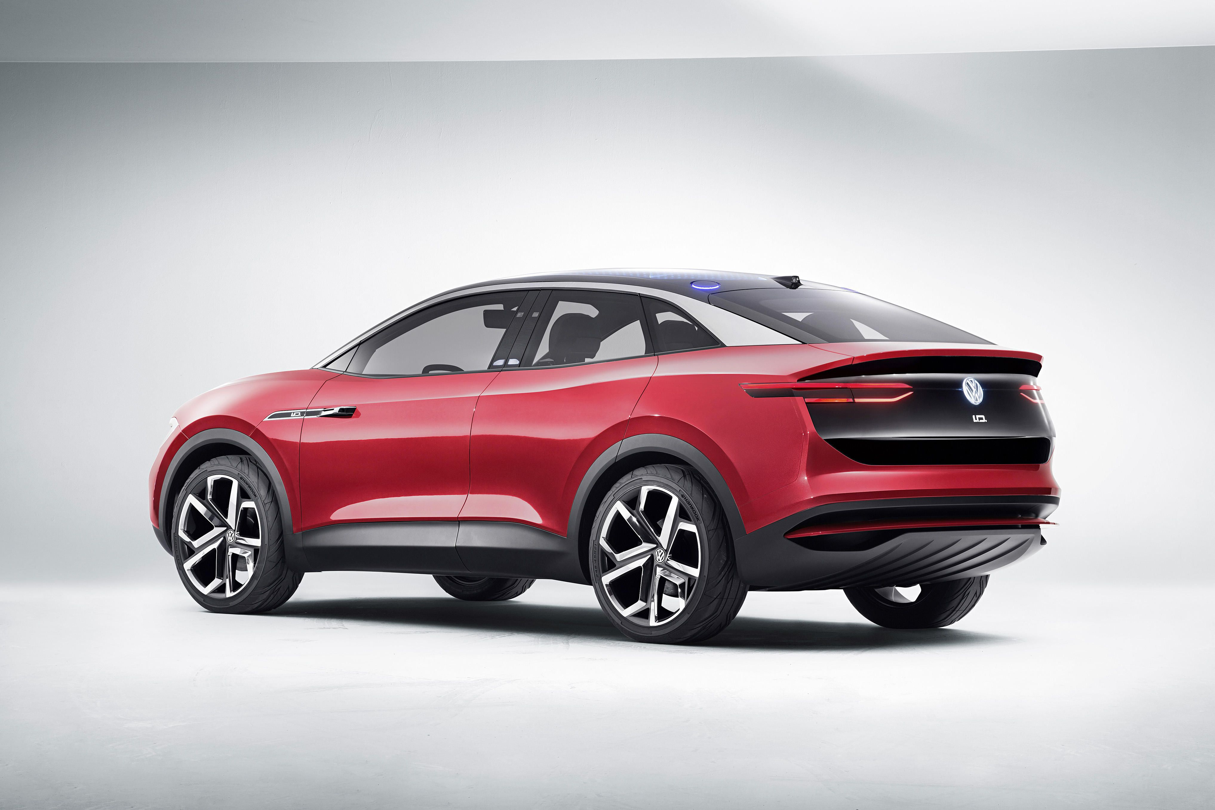 88 Gallery of Volkswagen I D Crozz 2020 Release with Volkswagen I D Crozz 2020