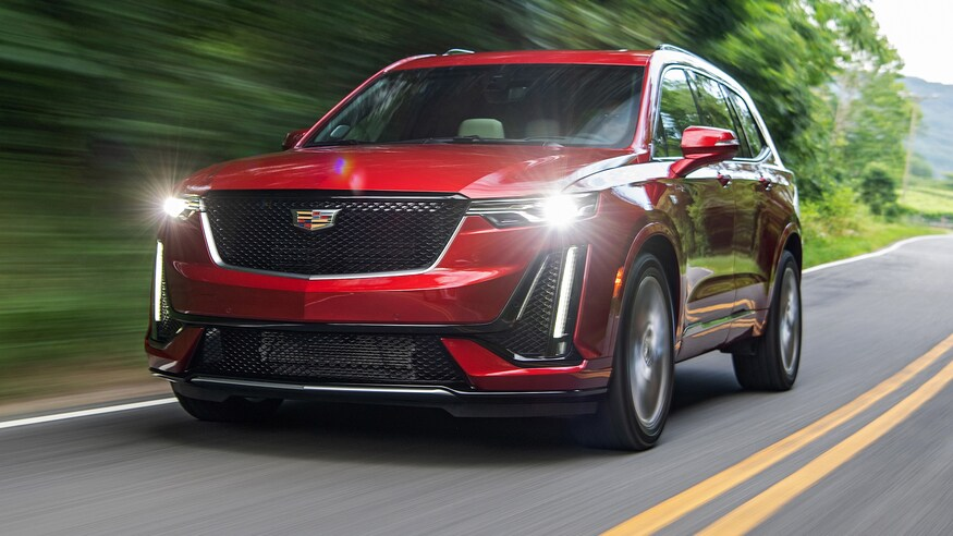 88 New 2020 Cadillac Suv Lineup Redesign and Concept by 2020 Cadillac Suv Lineup
