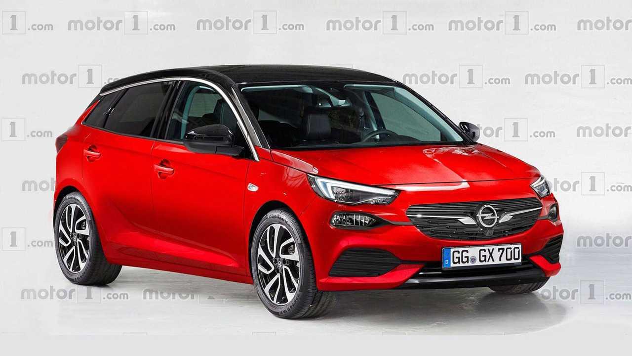 88 New Opel Neue Modelle Bis 2020 Interior for Opel Neue Modelle Bis 2020