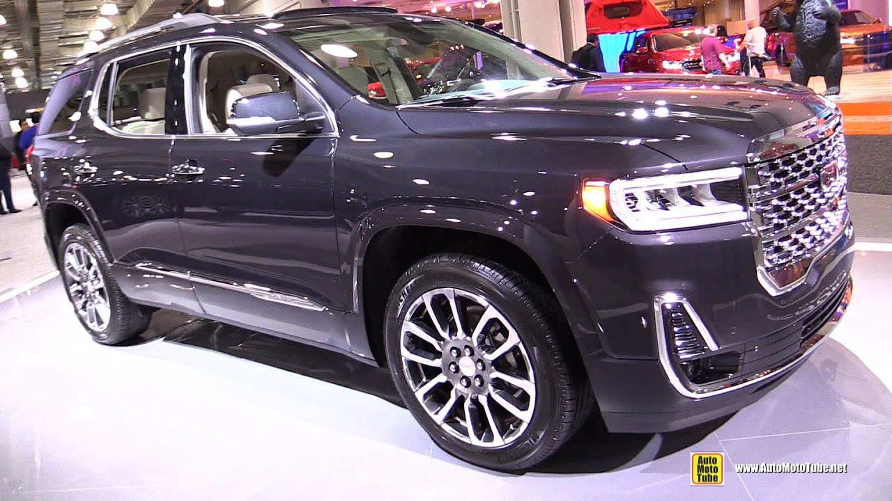 88 The 2020 Gmc Acadia Mpg Exterior for 2020 Gmc Acadia Mpg