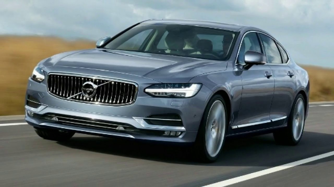 90 All New 2019 Volvo S80 Research New for 2019 Volvo S80