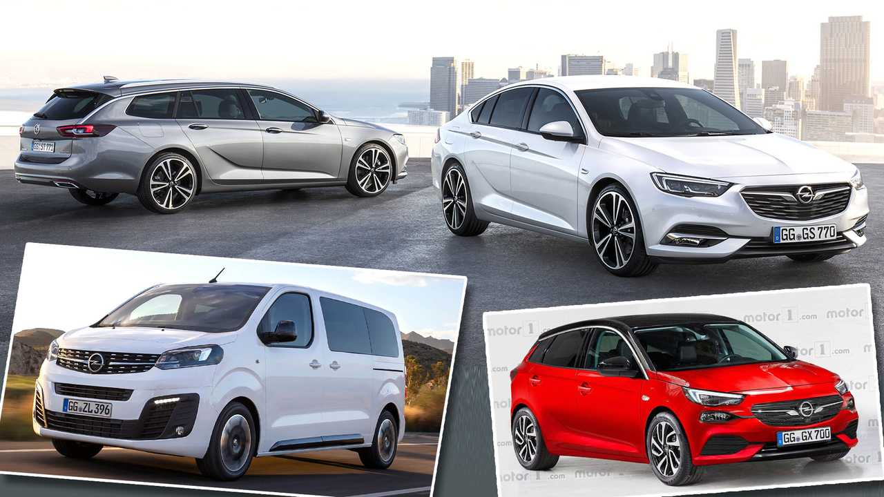 90 All New Opel Neue Modelle Bis 2020 Price and Review for Opel Neue Modelle Bis 2020