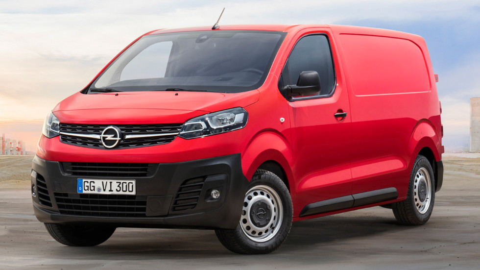 90 Great Opel Vivaro 2020 Redesign and Concept by Opel Vivaro 2020