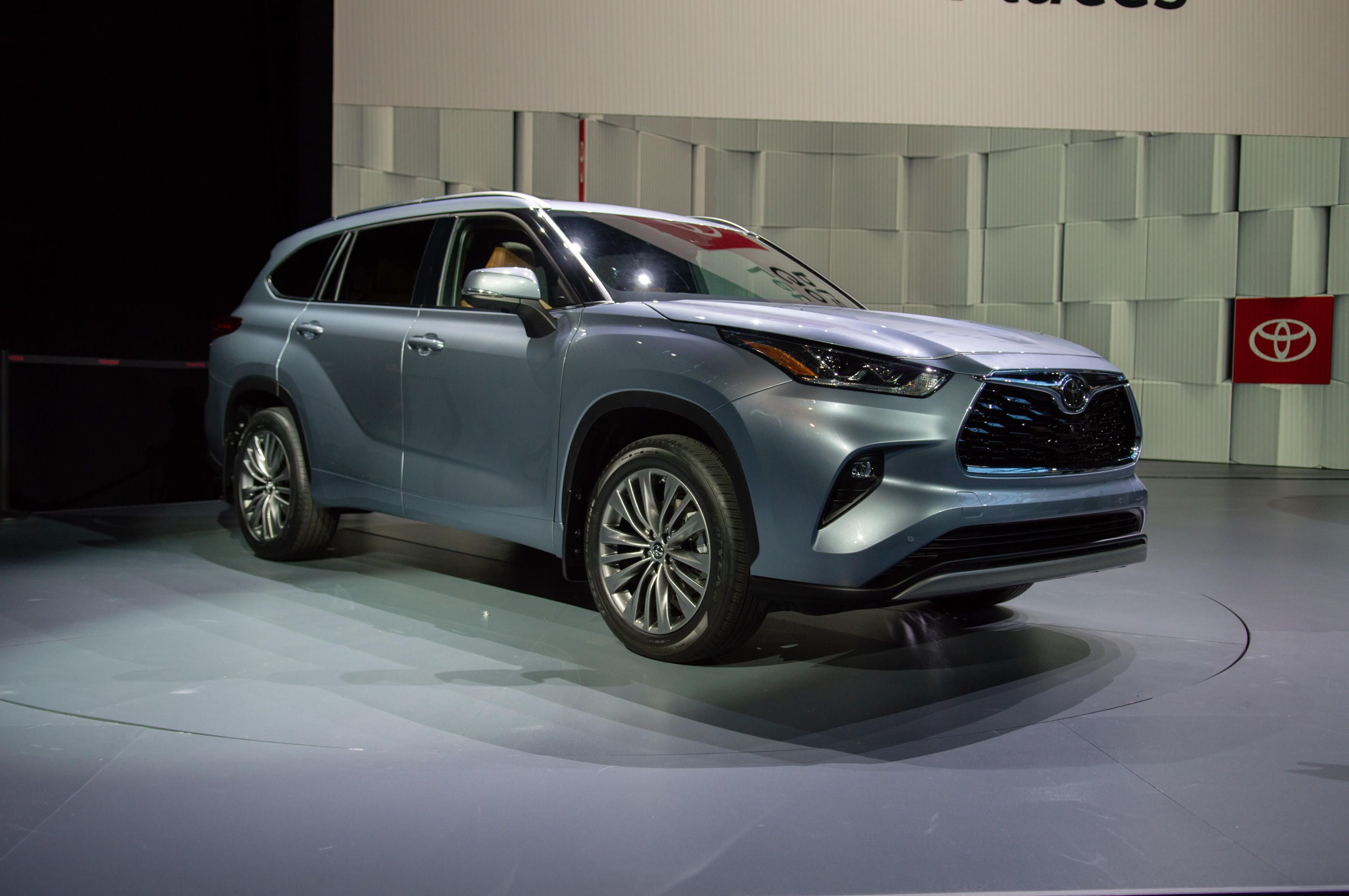 90 Great Pictures Of 2020 Toyota Highlander Engine for Pictures Of 2020 Toyota Highlander