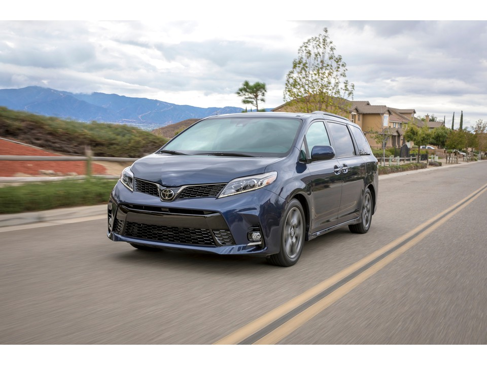 90 Great Toyota Minivan 2020 Prices by Toyota Minivan 2020