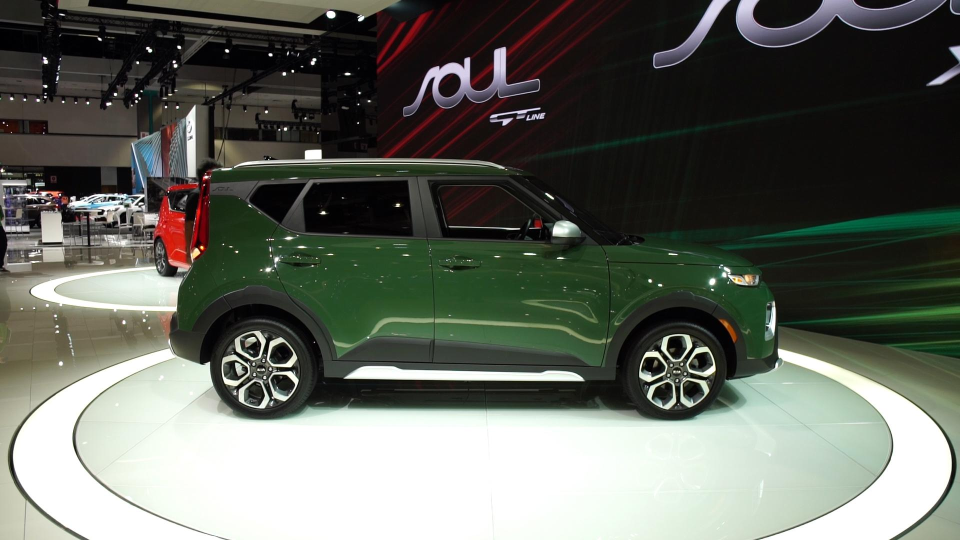 91 Best Review 2020 Kia Soul Brochure History with 2020 Kia Soul Brochure