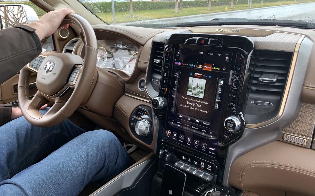 91 Gallery of 2020 Dodge Ram 3500 Interior Interior with 2020 Dodge Ram 3500 Interior