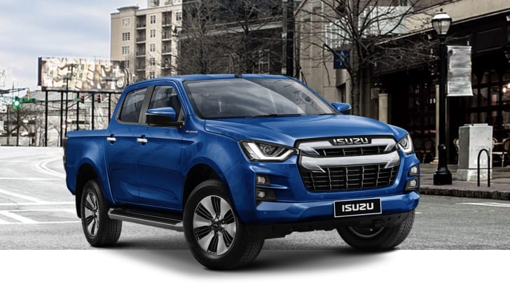 91 Gallery of 2020 Isuzu Dmax Release with 2020 Isuzu Dmax
