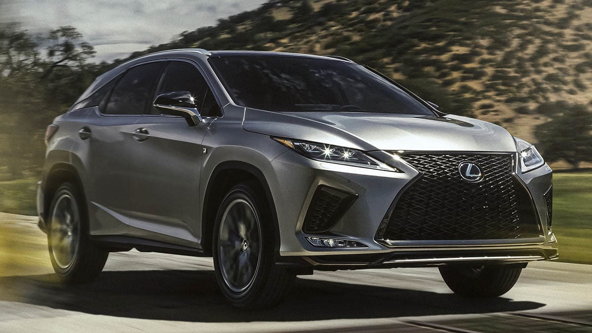 91 Gallery of Lexus Suv 2020 Review with Lexus Suv 2020