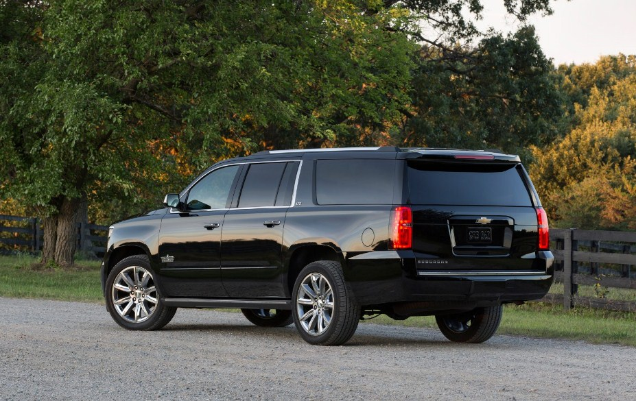 91 Gallery of When Will The 2020 Chevrolet Suburban Be Released Redesign by When Will The 2020 Chevrolet Suburban Be Released