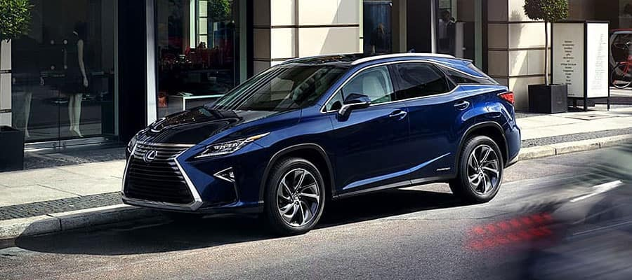 91 Great 2019 Lexus Rx 450H Redesign for 2019 Lexus Rx 450H