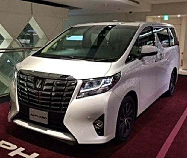 91 Great 2019 Toyota Alphard Performance and New Engine with 2019 Toyota Alphard
