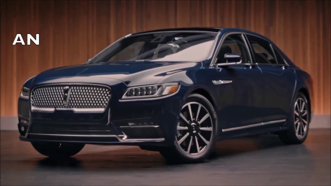 91 New 2019 The Lincoln Continental Release for 2019 The Lincoln Continental