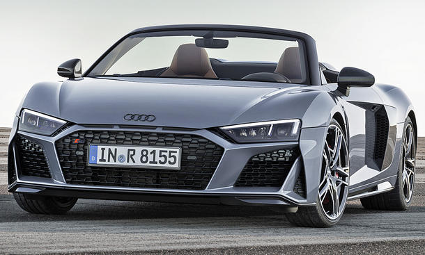 92 New 2019 Audi R8 First Drive with 2019 Audi R8