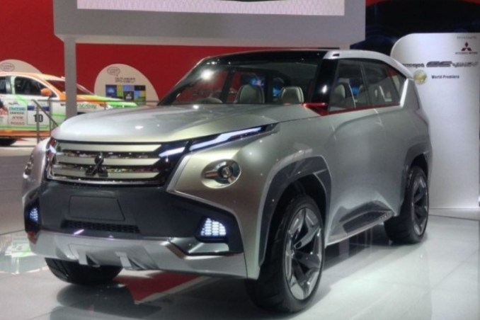 92 The Mitsubishi Montero 2020 Model Redesign and Concept for Mitsubishi Montero 2020 Model