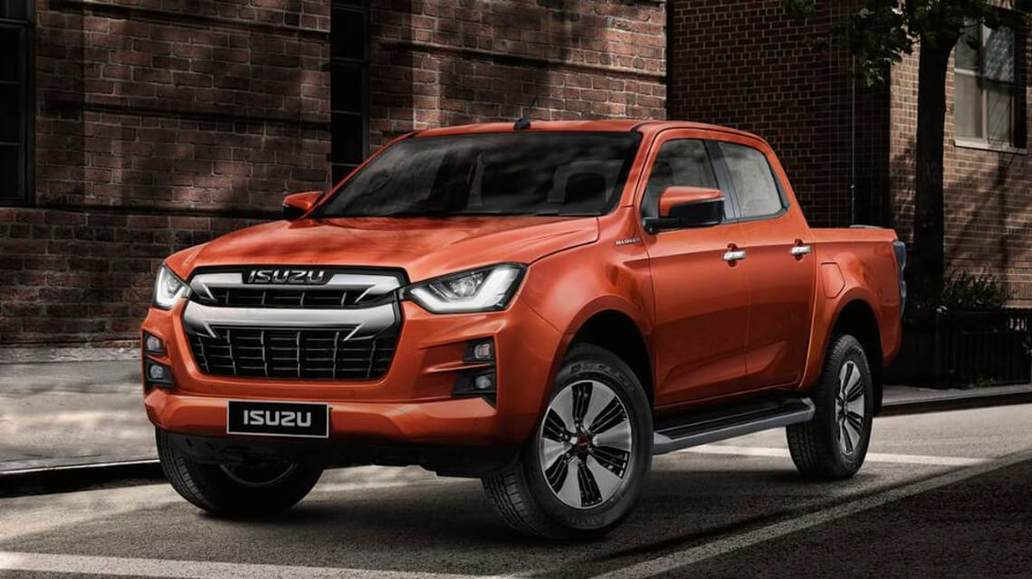 93 Best Review 2020 Isuzu Dmax New Concept with 2020 Isuzu Dmax