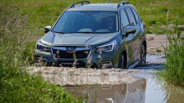 94 All New Subaru Forester 2020 Exterior by Subaru Forester 2020