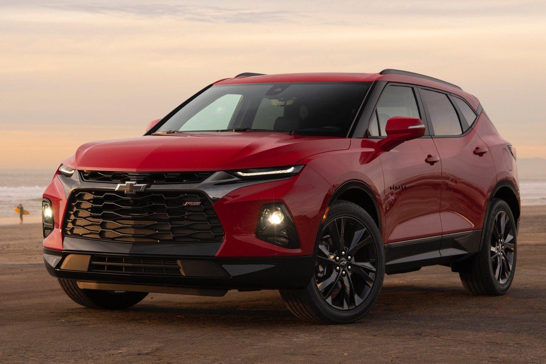 94 Concept of Chevrolet Blazer 2020 Style with Chevrolet Blazer 2020
