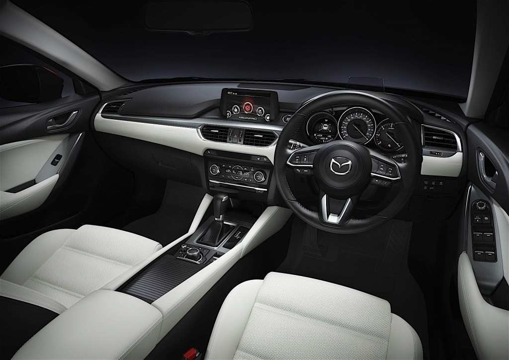 94 Concept of Mazda 6 2020 Interior Configurations by Mazda 6 2020 Interior