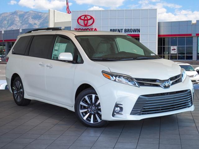 94 Gallery of Toyota Minivan 2020 Ratings with Toyota Minivan 2020